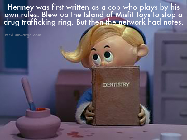 Rudolph Hermey Cop2