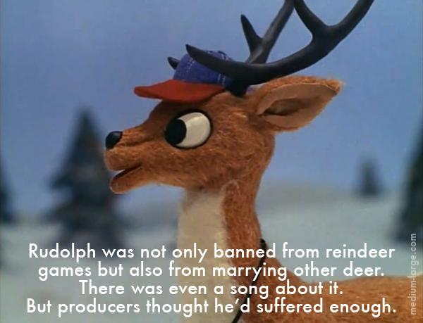Rudolph Reindeer Games2