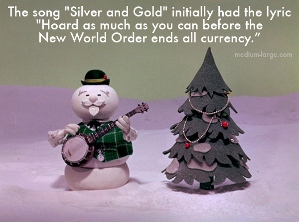 Rudolph Silver and Gold2