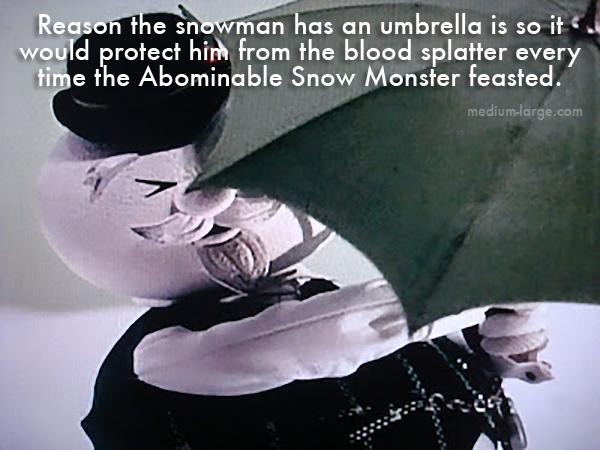 Rudolph Umbrella2