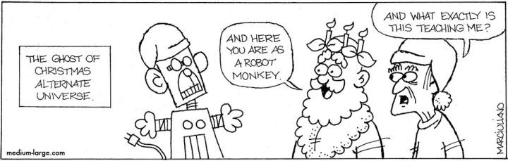 Scrooge Christmas Alternate