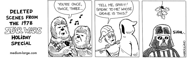 Star Wars Holiday Special 1200
