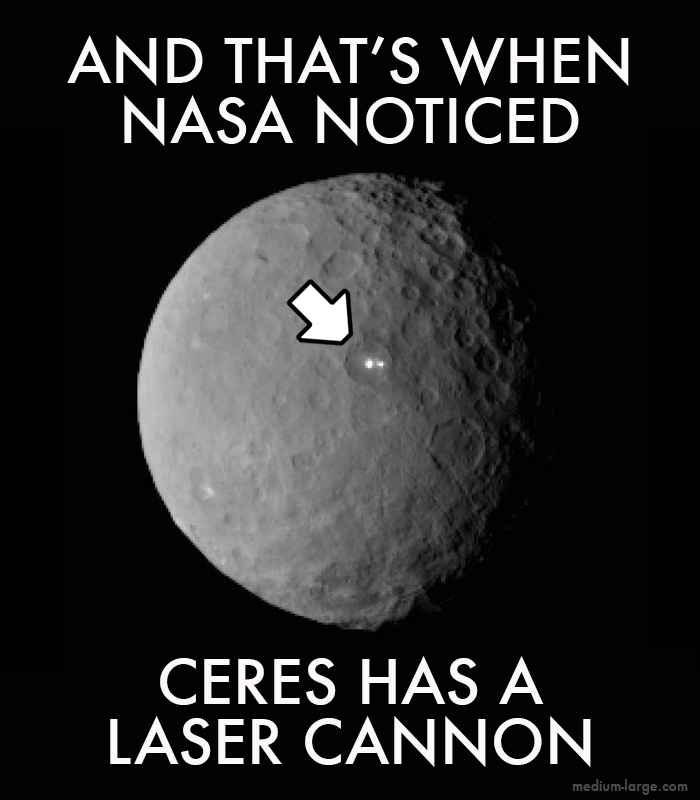 Ceres Death Star