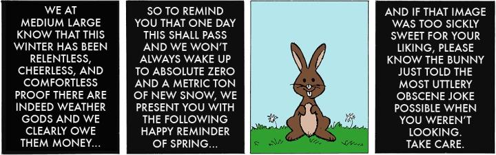 Happy Bunny 1200