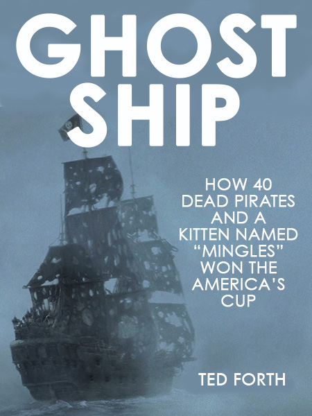 Ted Book Ghost Ship