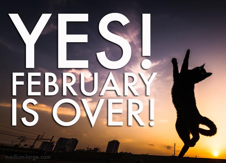 February Over Cat 3