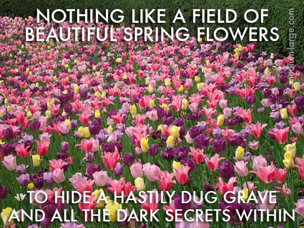 Flower Grave ML