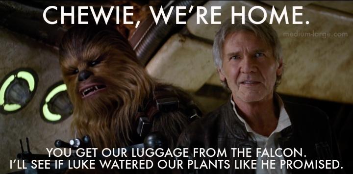 Han Chewie Trailer ML