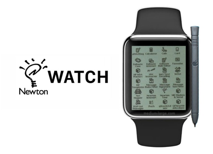 Newton Watch Ad 2