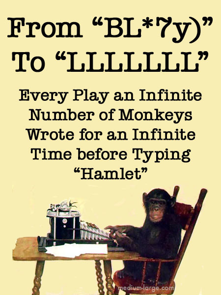 Shakespeare Monkeys