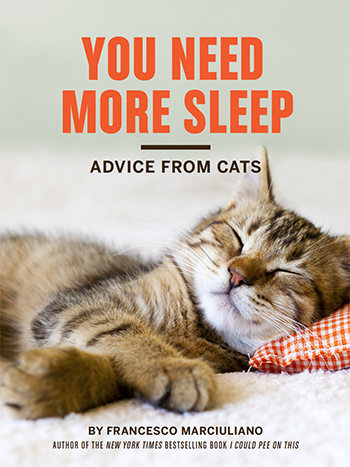 You Need More Sleep Cover Medium