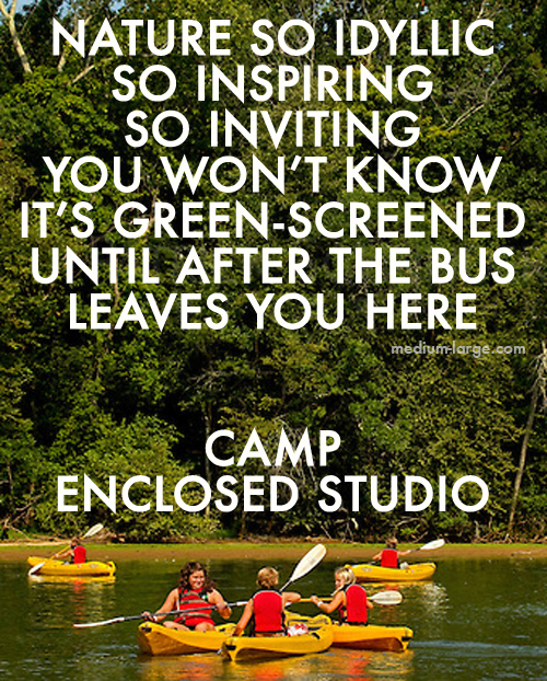 Camp Enclosed Studio