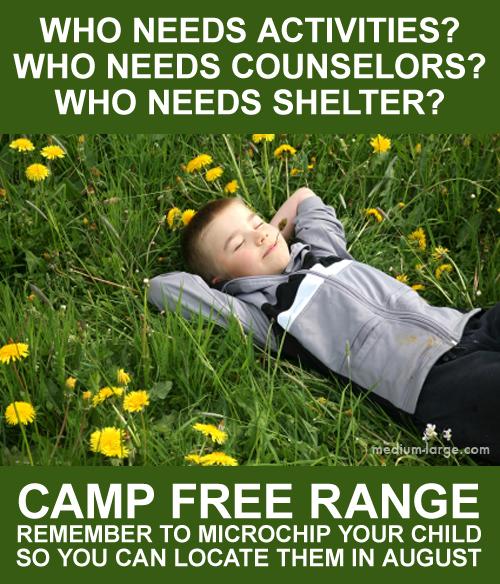 Camp Free Range