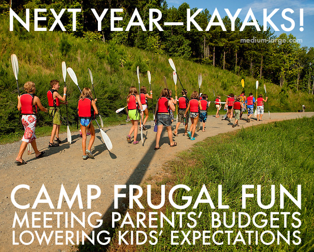 Camp Frugal Fun