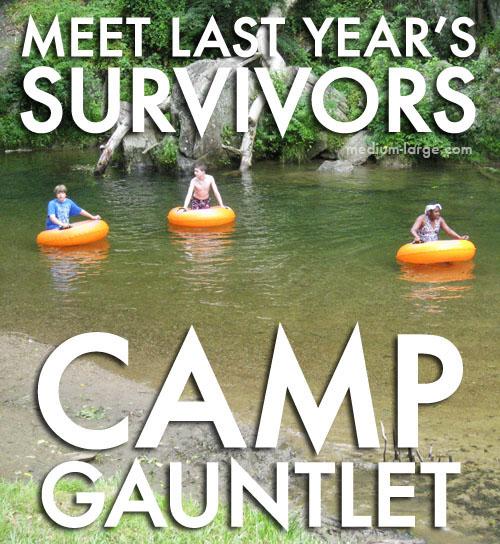 Camp Gauntlet