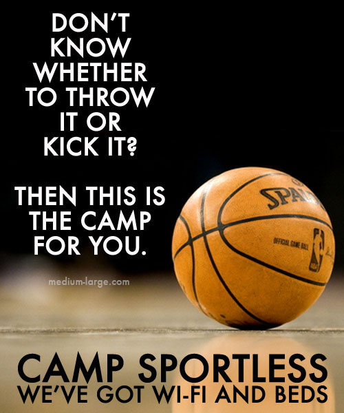 Camp Sportless