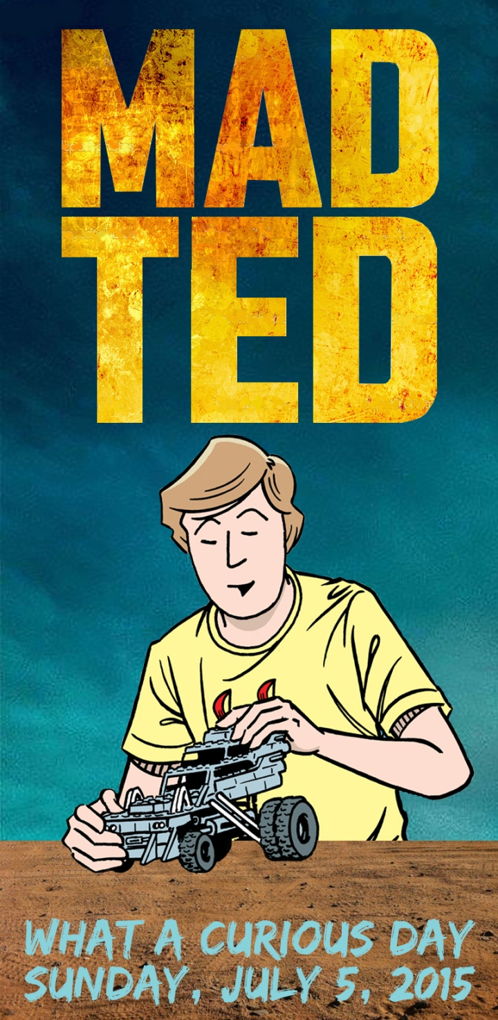 Mad Ted Final Poster 3