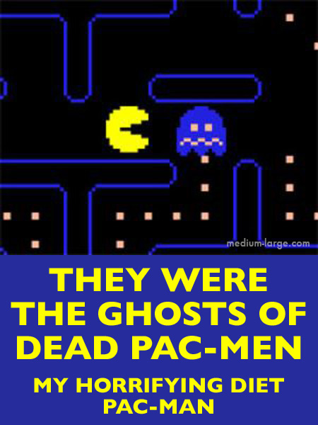 Pac-Man Autobiography ML