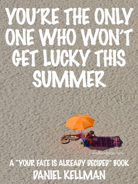 Unlucky Summer Book ML
