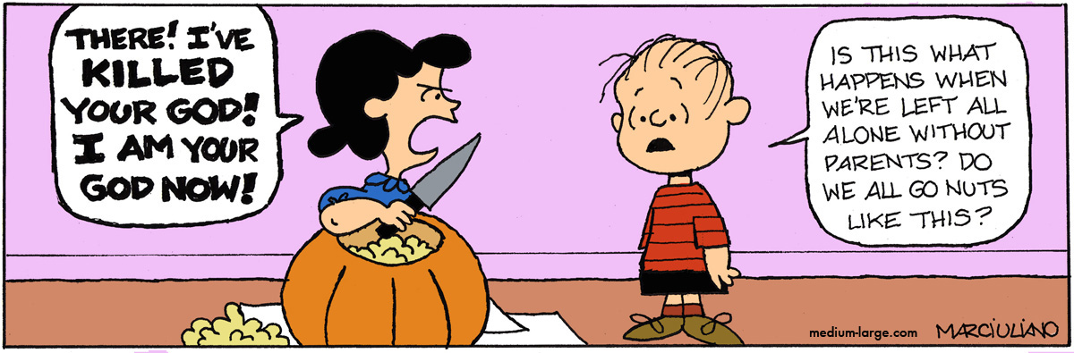 deleted scenes from it s the great pumpkin charlie brown medium