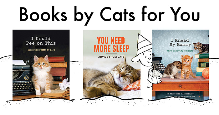 Cat Books Holiday 2015 700