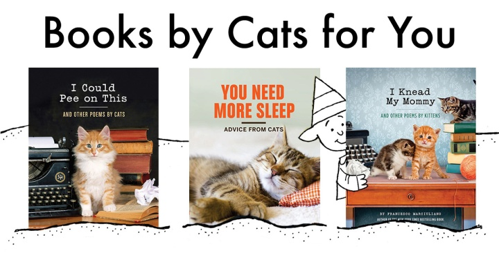 Cat Books Holiday 2015