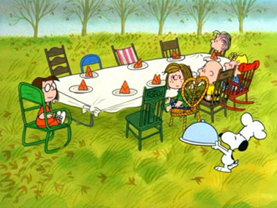 Lessons Learned From A Charlie Brown Thanksgiving Medium Large