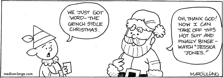 Santa Claus Christmas Eve Grinch 1200