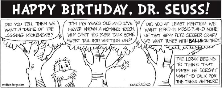 Happy Birthday Dr. Seuss 1200