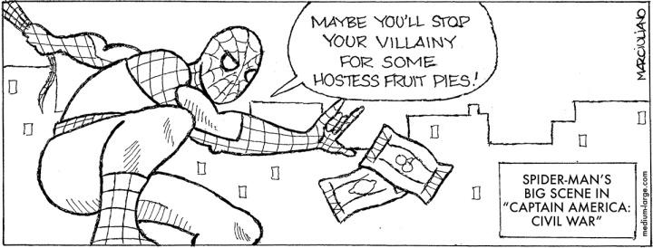 Spiderman Hostess 1200