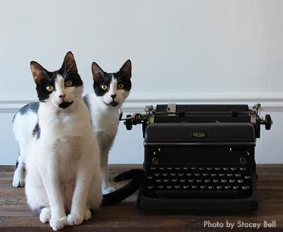 Leelo Kiki Typewriter Small Bell