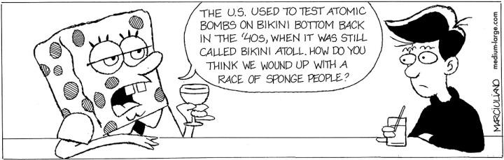 Bikini Bottom 1200