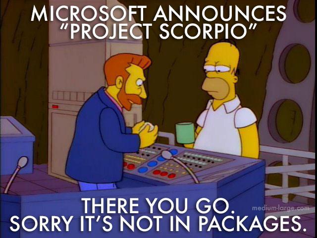 Project Scorpio 2
