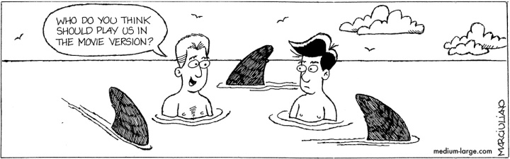 Shark Movie Comic